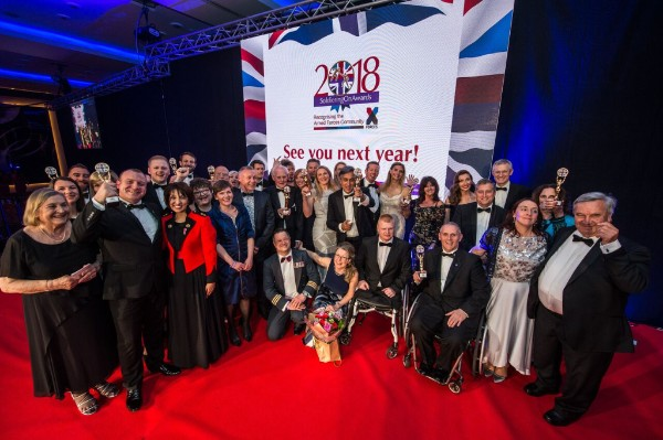 Soldiering on Awards, 2018