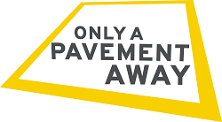 Only A Pavement Away