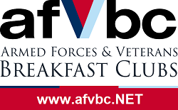 The Armed Forces & Veterans' Breakfast Clubs, (AFVBCs)