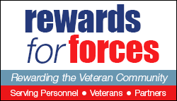 Rewards for Forces logo