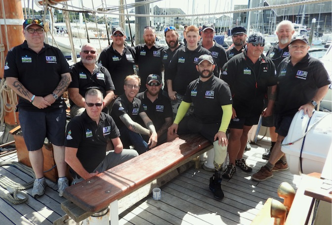Turn to Starboard crew
