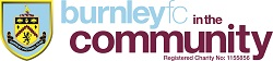 Burnley Football Club in the Community logo