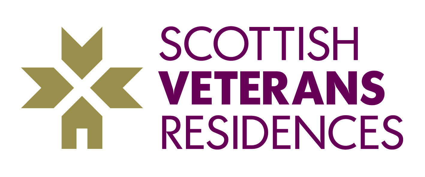 Scottish Veterans Residences Logo